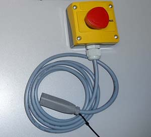 HILO-TEST Emergency stop Switch