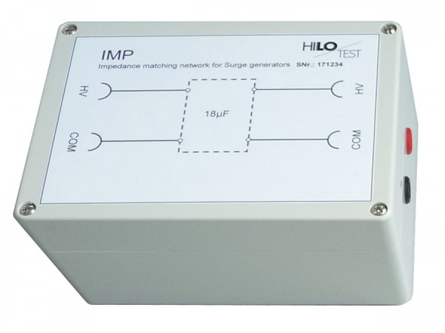 HILO-TEST-IMP8-Impedance-matching-network-for-Surge-Generators