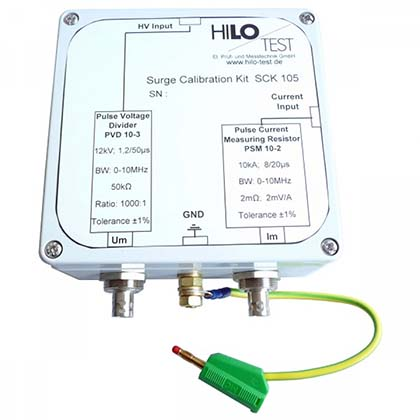 Surge Calibration Kit 105 (SCK 105 inBox)