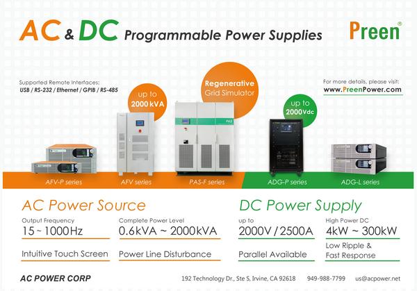 Preen (AC Power Corp)