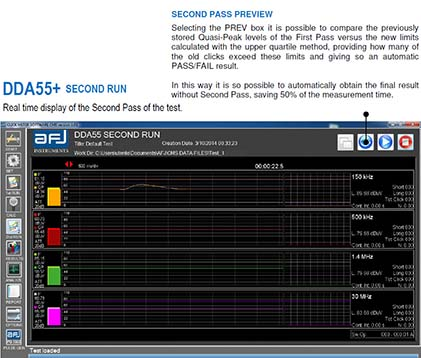 AFJ DDA55+ Click Meter Menu Second Run -