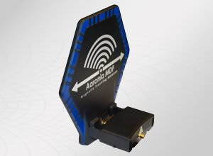 Aaronia MDF 50400X Magnetic Direction Finder Antenna