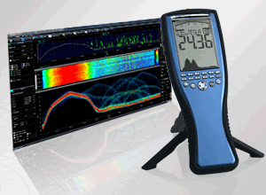 Aaronia SPECTRAN NF-5030 S EMC Sweep Spectrum Analyzer