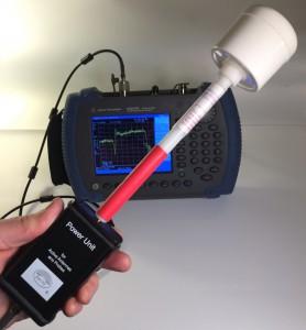 EMC Test Design OFA-G  Isotropic Omnifield Antenna 30MHz-6GHz