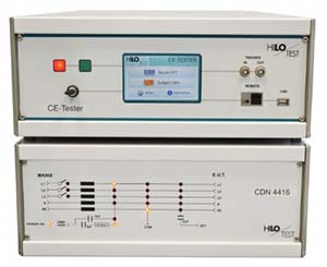 CDN 4416 B capacitive Coupling-/Decoupling Network