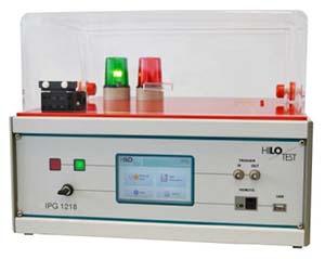 HTS 20-5 High-Voltage DC Test Set