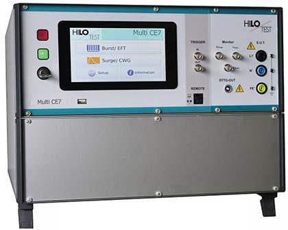 HILO-TEST Multi CE7 Compact EMC Tester
