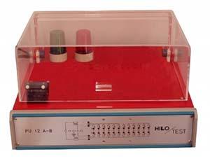 HILO-TEST PU 12 A-B DUT Switchover