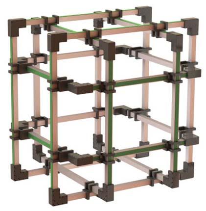 Schwarzbeck HHS 3D 5213-50-3D Helmholtz-Coil