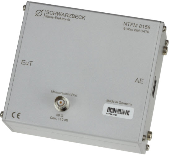 Schwarzbeck NTFM 8158 ISN - Impedance Stabalization Network