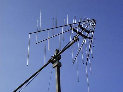 Schwarzbeck STLP 9128 F - Stacked Log Periodic Antenna