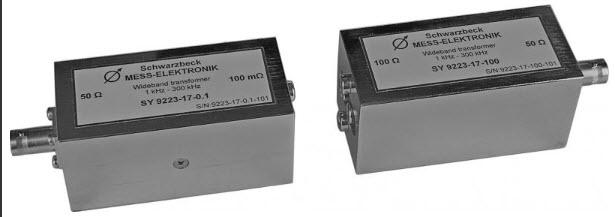 Schwarzbeck SY9223-17 Wideband Transformer