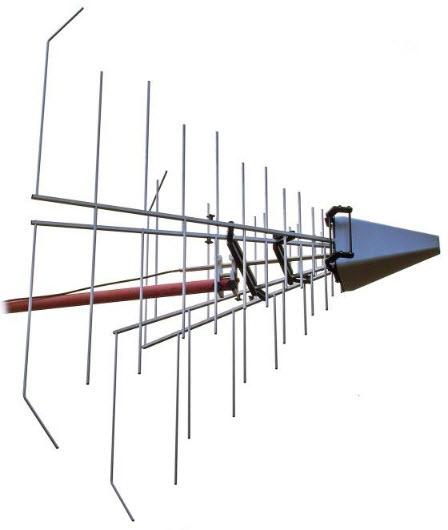Schwarzbeck Stacked Logarithmic Periodic Broadband Antenna STLP 9129 Antenna