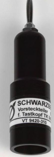 Schwarzbeck VT 9420 Plug-In divider 1.5 kOhm for TK 9420 probe