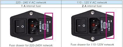 Kapteos eoSense Voltage Input Switch