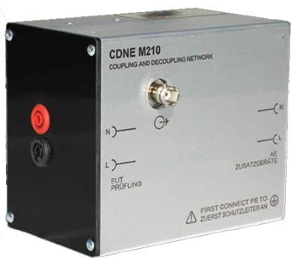 Laplace Instruments CDNE M210 Coupling and Decoupling Network