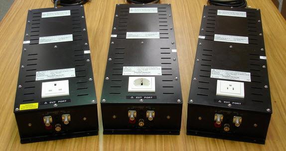 Laplace Instruments LISN16A1P  CISPR16 Single Phase 16 amp LISN