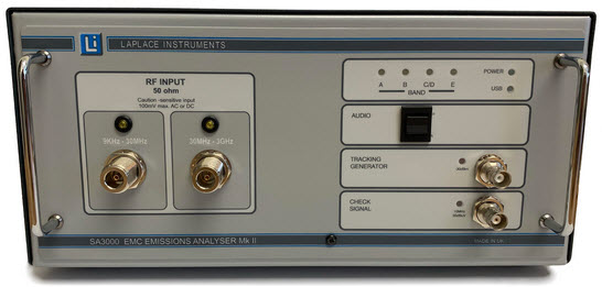 Laplace Instruments SA3000150KHz to 3GHz Spectrum Analyzer