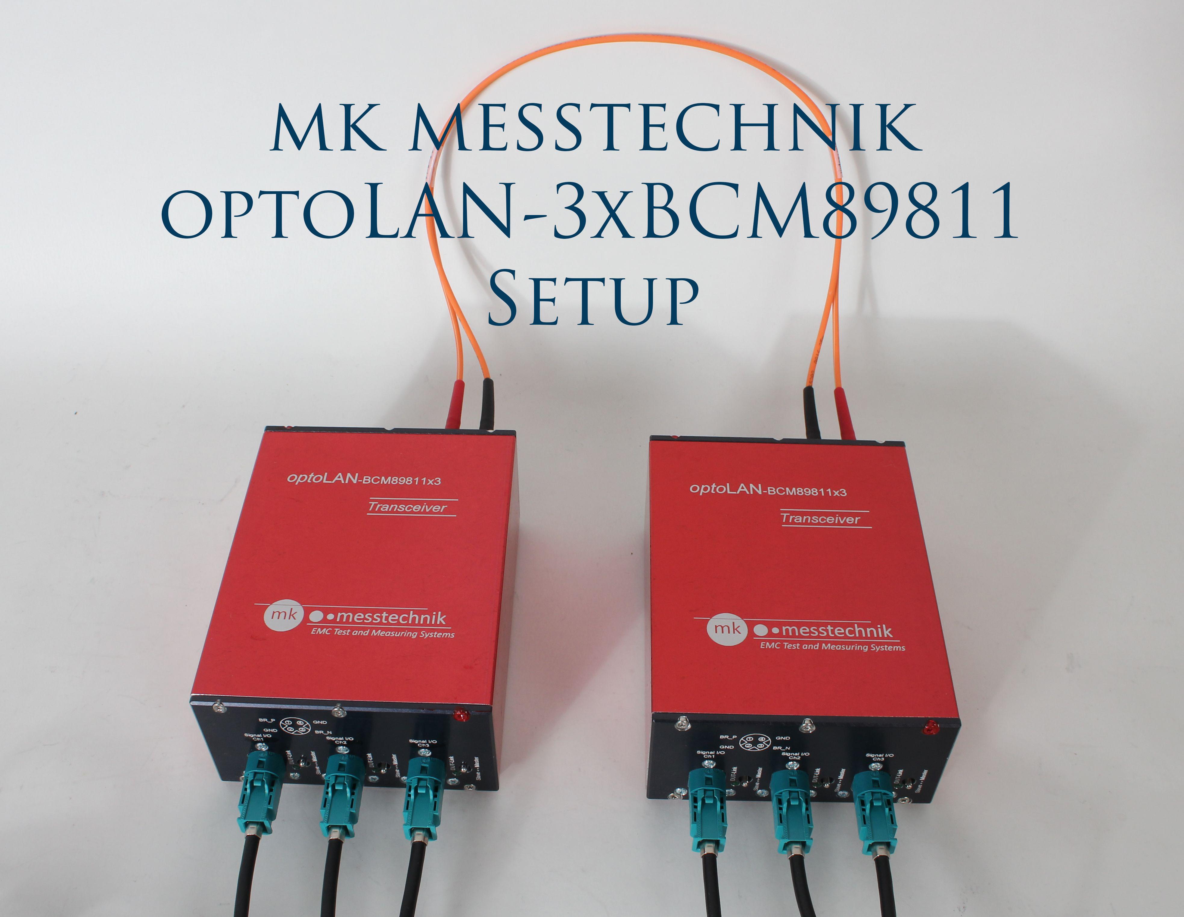 mk messtechnik Automotive Products